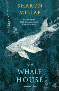 Sharon Millar_The Whale House Cover
