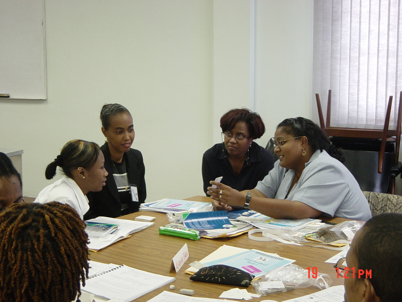 Adult literacy classes are conducted in more than 50 communities across  Trinidad by ALTA-trained volunteers. Find out more here.